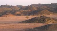 Sårbart ørkenladskap i Egypt. Foto: Bartolomeo Perrotta, flickr